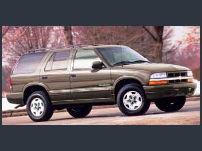 used 2003 chevrolet blazer for sale with photos autotrader used 2003 chevrolet blazer for sale