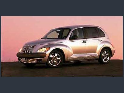 Used 2007 Chrysler PT Cruiser Touring - 604816814