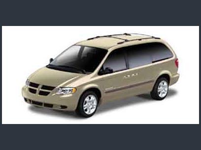 Used 2003 Dodge Grand Caravan Sport - 599467215