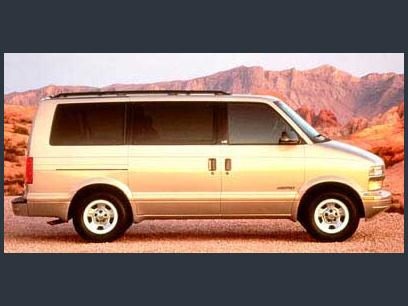 Used 2002 Chevrolet Astro - 582369865