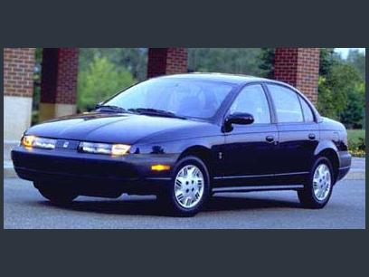 Used 2002 Saturn S Series Sl2 Sedan 499431502