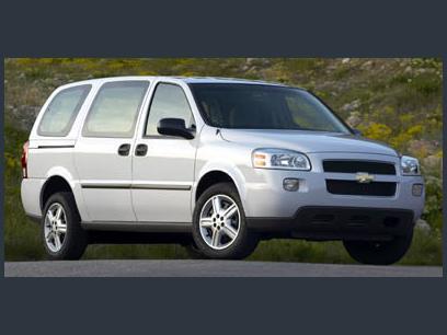 Used 2006 Chevrolet Uplander LS - 607939425