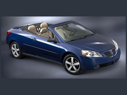 Used 2007 Pontiac G6 GT Convertible - 578354925