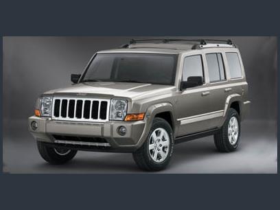 Used 2008 Jeep Commander Overland - 608565392