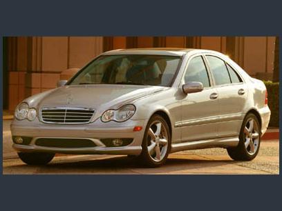 Used 2007 Mercedes-Benz C 280 Sedan - 607799047