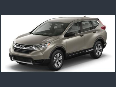 New 2017 Honda CR-V FWD EX-L - 571290004