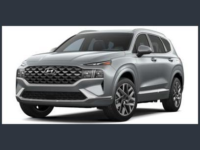 New 2021 Hyundai Santa Fe AWD SEL w/ Convenience Package - 585707855