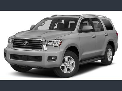 New 2021 Toyota Sequoia Platinum - 592141250