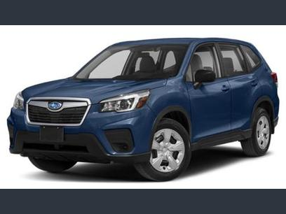 Certified 2020 Subaru Forester Limited - 563862208