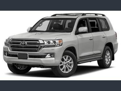 New 2021 Toyota Land Cruiser - 586172634