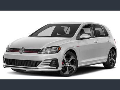 New 2021 Volkswagen GTI 4-Door - 572522192