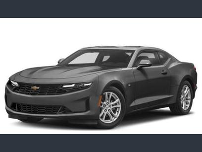 New 2021 Chevrolet Camaro Coupe - 575747289