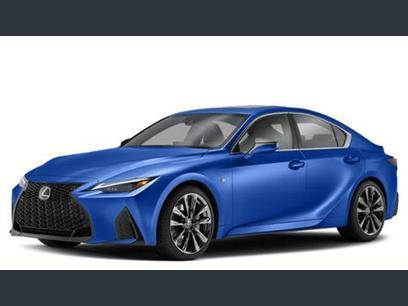 New 2021 Lexus IS 350 F Sport - 592496119