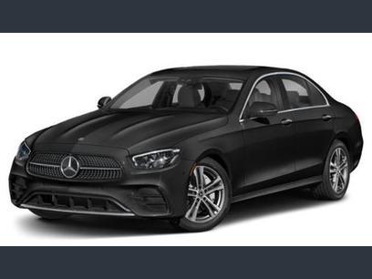 New 2021 Mercedes-Benz E 350 Sedan - 608370827
