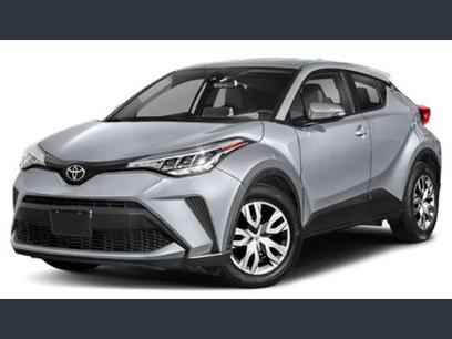 New 2021 Toyota C-HR LE - 594641573