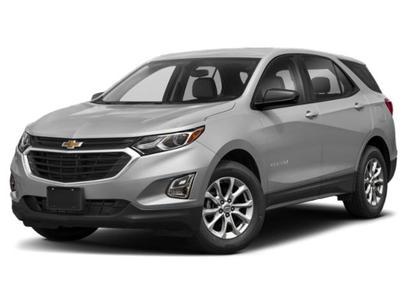 New 2021 Chevrolet Equinox LS - 594961527