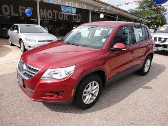 Used 2011 Volkswagen Tiguan in Evergreen, AL - 446084385 - 1