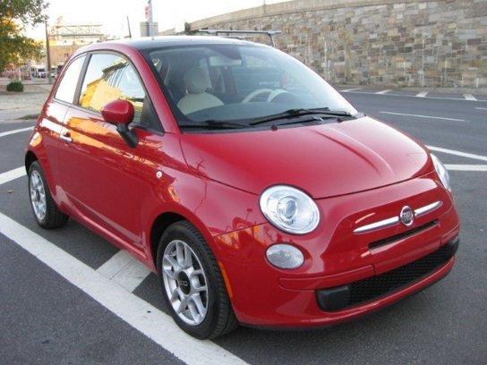 Used 2012 FIAT 500 in Brooklyn, NY - 458805882 - 1