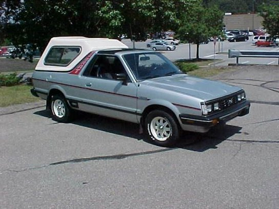 Used 1984 Subaru Brat in Pittsburgh, PA - 466504829 - 1