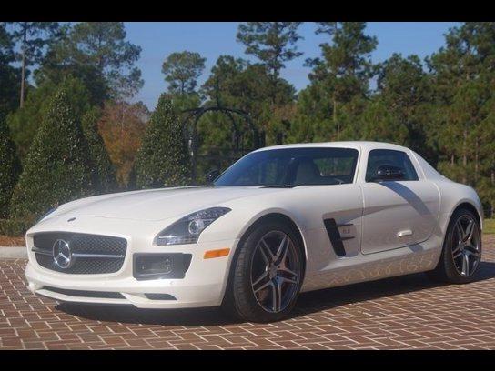 Used 2013 Mercedes-Benz SLS AMG in Daphne, AL - 432880613 - 1