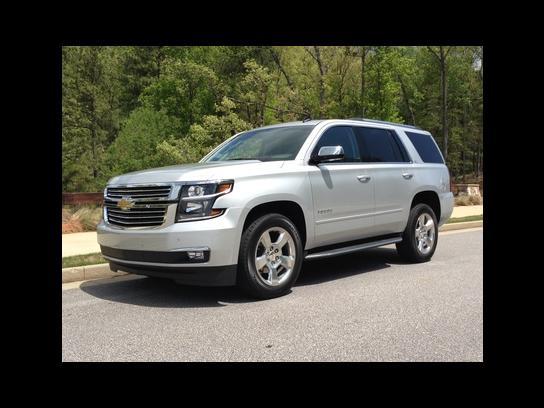 Used 2015 Chevrolet Tahoe in Ferndale, MI - 485376543 - 1