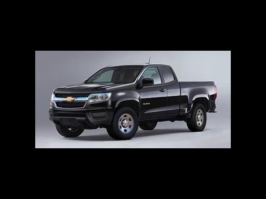 New 2018 Chevrolet Colorado in Fairbanks, AK - 482905228 - 1
