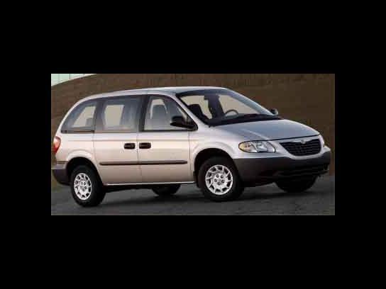 Used 2002 Chrysler Voyager in FLOYDADA, TX - 487328586 - 1