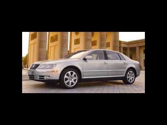 Used 2004 Volkswagen Phaeton in Shrewsbury, MA - 464259453 - 1