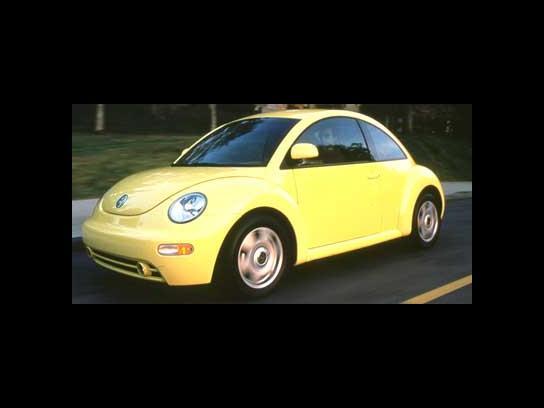 Used 2001 Volkswagen Beetle in Waterloo, IA - 480245307 - 1