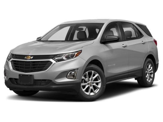 New 2018 Chevrolet Equinox in Kalispell, MT - 464957356 - 1