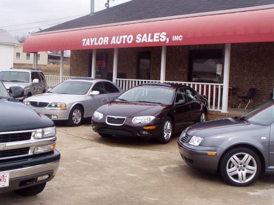 Taylor Auto Sales >> Taylor Auto Sales Lyman Sc 29365 Car Dealership And Auto