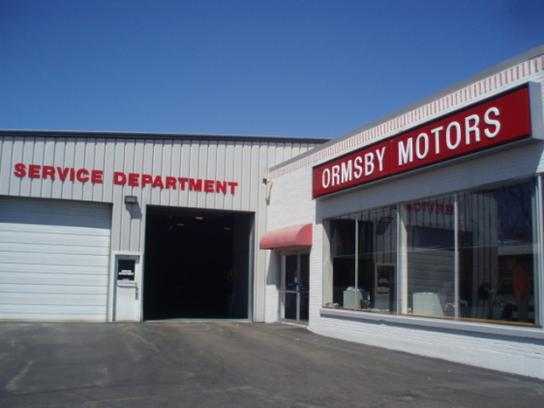 Ormsby Motors