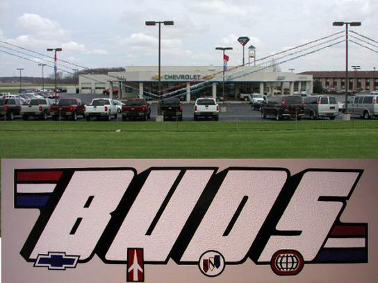 Bud's Chevy Buick & Corvette Center