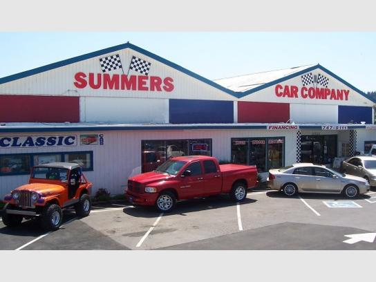 Summers Car Co.