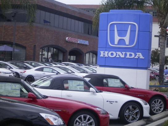 Goudy Honda