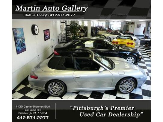 Martin Auto Gallery Inc