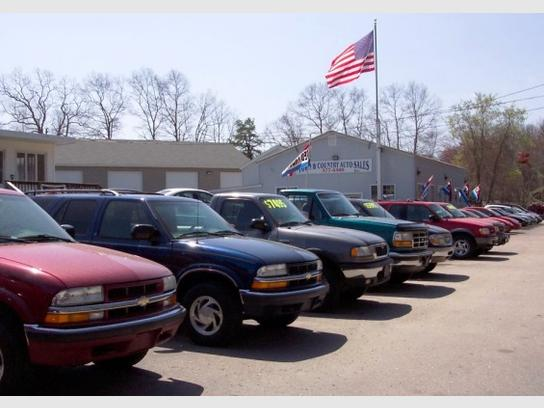 Town And Country Auto Sales >> Town Country Auto Sales Ashaway Ri 02804 Car