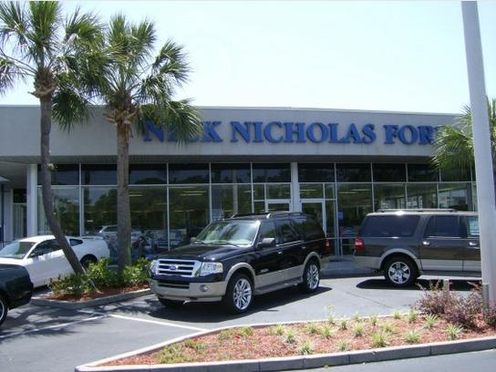 Nick Nicholas Ford Inverness >> Nick Nicholas Ford Inverness Fl 34453 Car Dealership And Auto