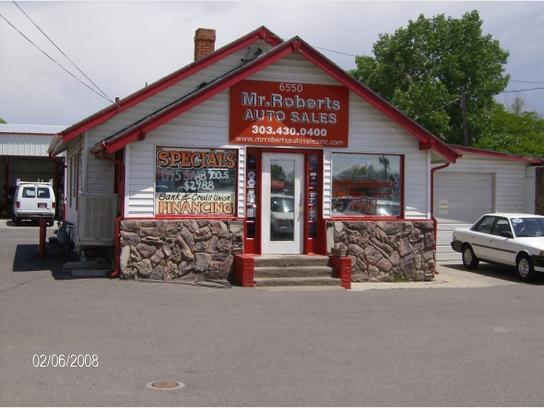 Mr Auto Sales >> Mr Roberts Auto Sales Denver Co 80221 Car Dealership