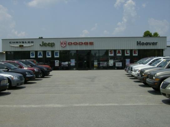 Hoover Moncks Corner Chrysler Dodge Jeep Ram