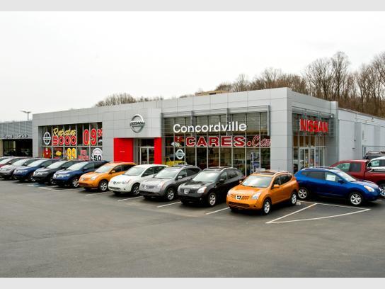 Concordville Nissan
