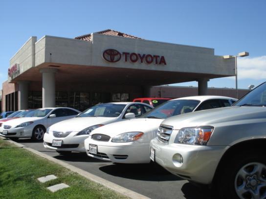 Thousand Oaks Toyota Thousand Oaks Ca 91362 Car Dealership And