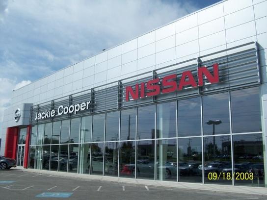 Jackie Cooper Nissan Tulsa Ok 74133 Car Dealership And Auto