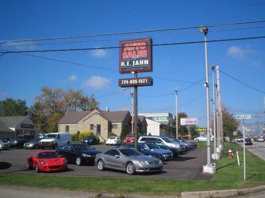 R.E. Jahn Auto Sales