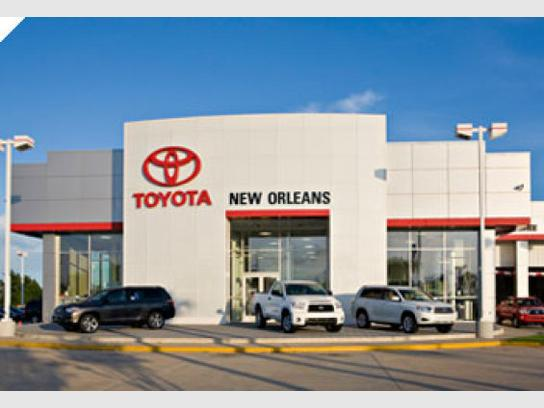 Toyota Of New Orleans >> Toyota Of New Orleans New Orleans La 70128 Car Dealership And