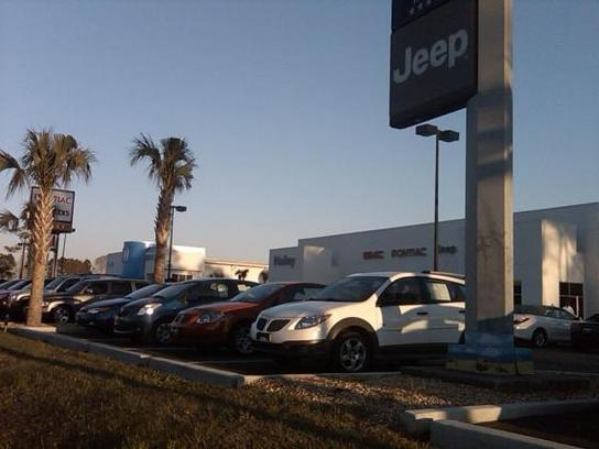 Car Dealerships Brunswick Ga >> Nalley Buick Gmc Brunswick Ga 31525 Car Dealership And