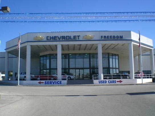 Chevrolet San Antonio >> Freedom Chevrolet San Antonio Tx 78249 Car Dealership And Auto