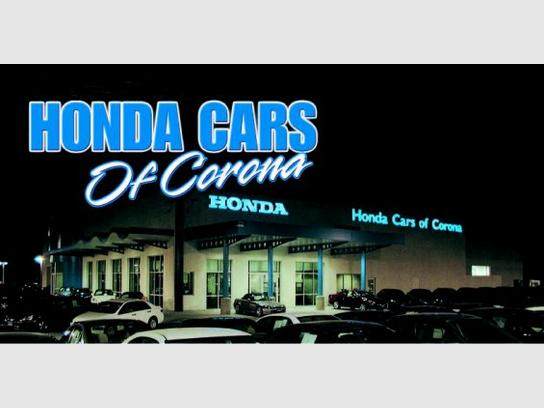 Honda Cars Of Corona >> Honda Cars Of Corona Corona Ca 92882 Car Dealership And Auto