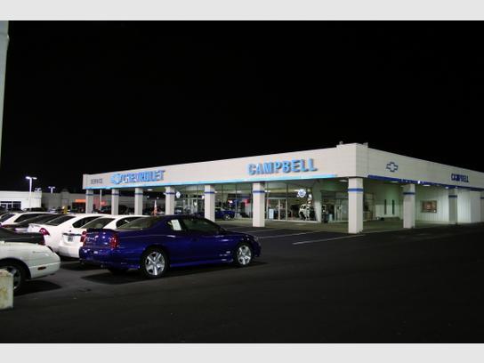 Car Lots Bowling Green Ky >> Campbell Chevrolet Bowling Green Ky 42104 Car Dealership And