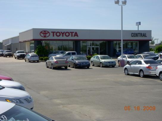 Car Lots Jonesboro Ar >> Central Toyota Jonesboro Ar 72404 Car Dealership And Auto